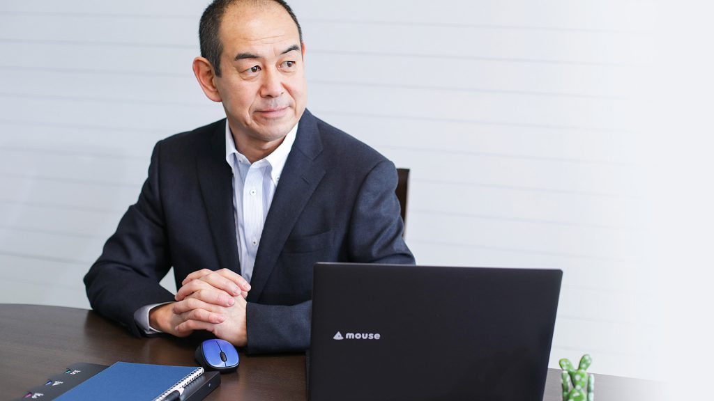 Nagaya Katsutoshi CEO